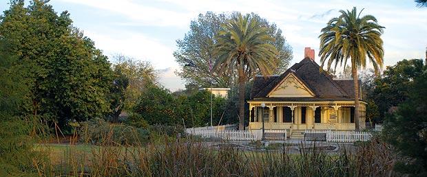 Heritage House – Fullerton Arboretum