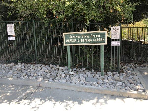 Susana Bixby Bryant Museum and Botanic Garden