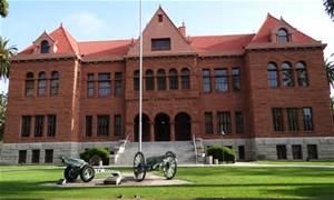 Old Orange County Court House